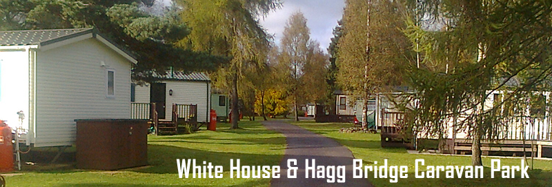 White and hagg bridge caravan park